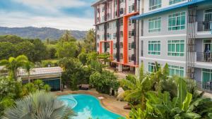 The Bell Condo Mountain view, Appartamenti  Chalong  - big - 11