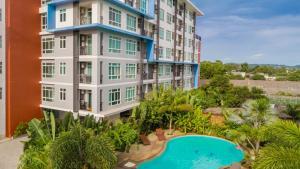 The Bell Condo Mountain view, Appartamenti  Chalong  - big - 13