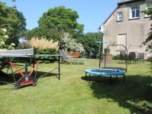 Romantische Idylle 1, Appartamenti  Boldenshagen - big - 4
