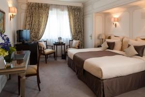 Majestic Hotel Spa, Szállodák  Párizs - big - 75