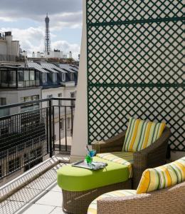 Majestic Hotel Spa, Szállodák  Párizs - big - 64
