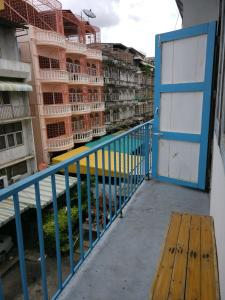 Deluxe Double A/C Room with Balcony