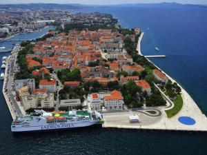 Apartment Zadar, Dovolenkové domy  Zadar - big - 5