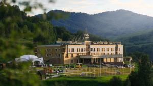 Отель Altai Palace, Манжерок