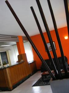 Hotel Gina, Hotely  Monsagrati - big - 16
