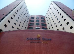 GOLDEN APARTMENT - MODUS STYLE, Apartmanok  Fortaleza - big - 24