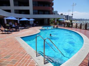 GOLDEN APARTMENT - MODUS STYLE, Apartmanok  Fortaleza - big - 23