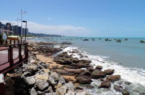 GOLDEN APARTMENT - MODUS STYLE, Apartmanok  Fortaleza - big - 22
