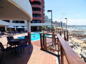 GOLDEN APARTMENT - MODUS STYLE, Apartmanok  Fortaleza - big - 21