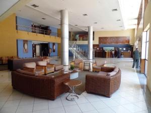 GOLDEN APARTMENT - MODUS STYLE, Apartmanok  Fortaleza - big - 18