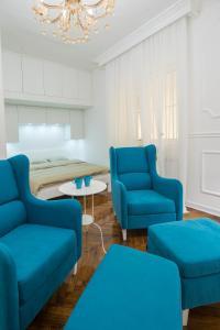 Princess apartment, Апартаменты  Белград - big - 12