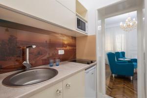 Princess apartment, Апартаменты  Белград - big - 8