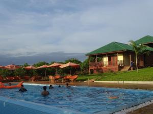 Ratanakiri Paradise Hotel & SPA, Hotels  Banlung - big - 36