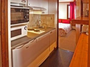 Apartment Le cairn 1, Appartamenti  Les Orres - big - 3