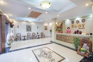 Ruby Hotel, Hotels  Hanoi - big - 20