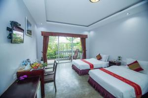 Visoth Angkor Residence, Отели  Сиемреап - big - 4