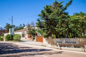 Résidence Lisa Maria, Üdülőközpontok  Favone - big - 36