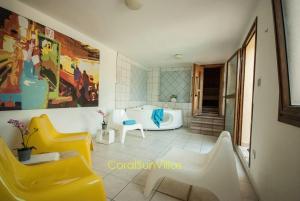 Villa Bella Island Pente, Vily  Coral Bay - big - 94