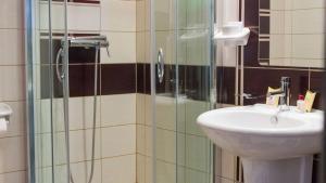 Hotel Navrom River, Hotels  Galaţi - big - 11