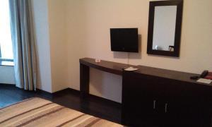 Hotel Navrom River, Hotels  Galaţi - big - 9