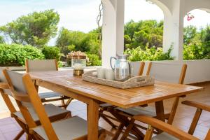 Menorca Villa Fenicia, Виллы  Son Parc - big - 27
