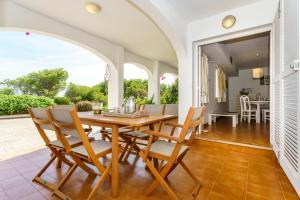 Menorca Villa Fenicia, Виллы  Son Parc - big - 25