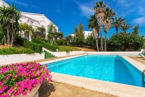 Menorca Villa Fenicia, Виллы  Son Parc - big - 65