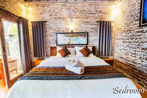 221 Homestay, Privatzimmer  Nusa Lembongan - big - 12
