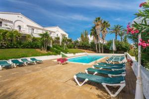 Menorca Villa Fenicia, Виллы  Son Parc - big - 66
