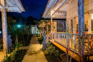 221 Homestay, Privatzimmer  Nusa Lembongan - big - 10