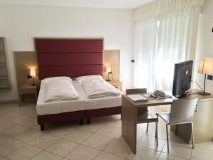 Villa Franca, Hotel  Nago-Torbole - big - 75