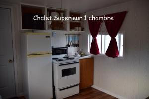 Superior One-Bedroom Chalet