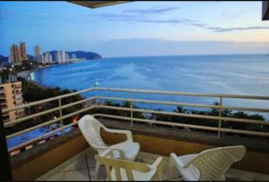 Estudio San Carlos Frente al Mar, Ferienwohnungen  Santa Marta - big - 1
