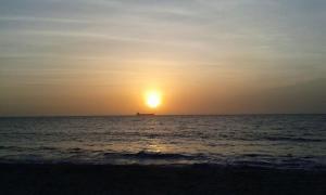Estudio San Carlos Frente al Mar, Ferienwohnungen  Santa Marta - big - 6