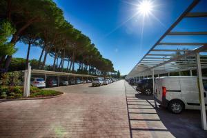 Park Hotel Marinetta, Hotely  Marina di Bibbona - big - 79
