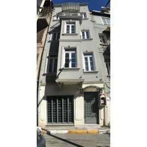 Berhan Aparts, Апарт-отели  Стамбул - big - 18