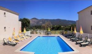 Résidence Dicieppo, Apartmánové hotely  Ajaccio - big - 12