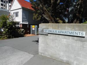 Stay at St Pauls, Apartmanhotelek  Wellington - big - 62