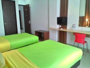 City Hotel, Hotel  Tasikmalaya - big - 13