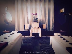 Aura Soma Lava, Hotel  Lava Hot Springs - big - 159