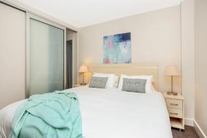 Pier Luxury Apartments, Apartmány  Adelaide - big - 22