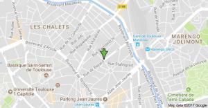 Art Deal Bayard, Ferienwohnungen  Toulouse - big - 23