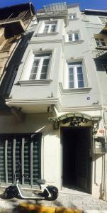 Berhan Aparts, Апарт-отели  Стамбул - big - 15