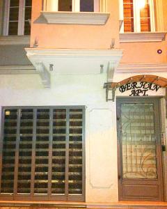 Berhan Aparts, Apartmanhotelek  Isztambul - big - 16