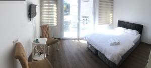 Berhan Aparts, Apartmanhotelek  Isztambul - big - 5