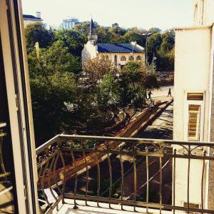 Berhan Aparts, Апарт-отели  Стамбул - big - 6