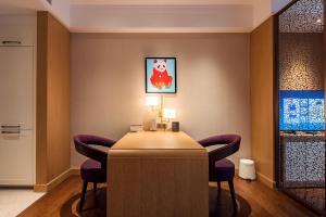 Gelade Service Apartment, Appartamenti  Chengdu - big - 32