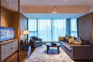 Gelade Service Apartment, Appartamenti  Chengdu - big - 28