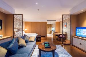 Gelade Service Apartment, Appartamenti  Chengdu - big - 27