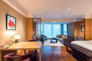 Gelade Service Apartment, Appartamenti  Chengdu - big - 26